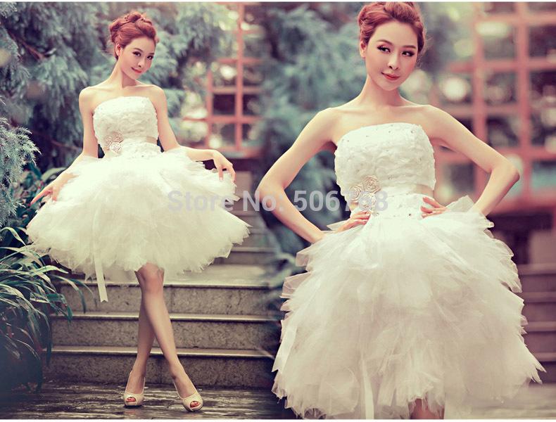 Свадебное платье-пачка дешево